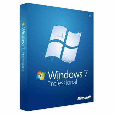 Windows 7 Professional 32/64bit Lizenz ESD Download