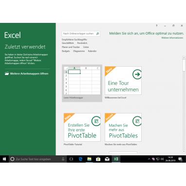 Office 2016 Home & Business Schlüssel download