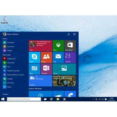 Windows 10 Home 32 + 64-bit ESD Lizenz download